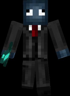 Squid In A Suit Nova Skin