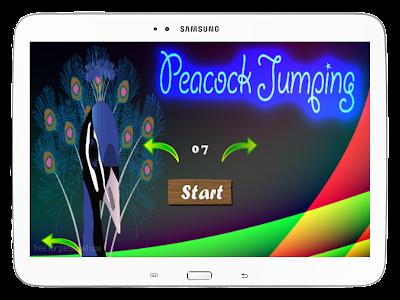 Peacock Jumping screenshot 18