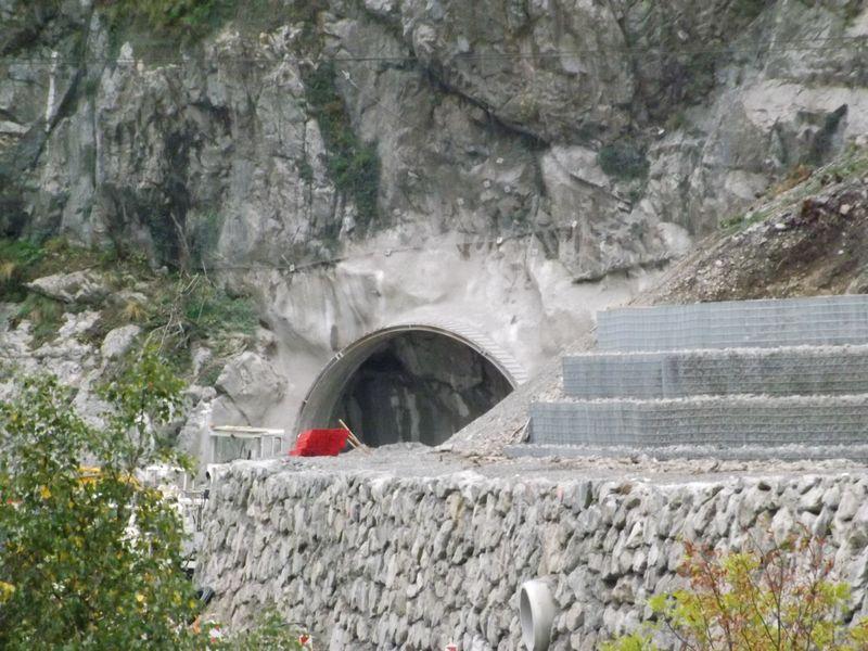 La nouvelle centrale hydroelectrique de la Romanche Les Ponants
