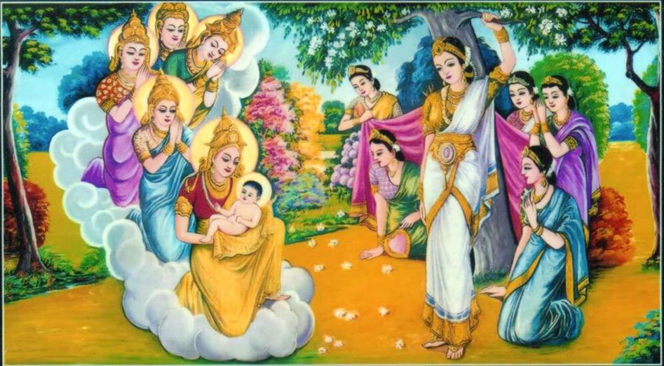Cảm niệm và ý nghĩa cúng dường Phật Đản – Phật lịch 2562