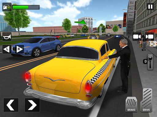 City Taxi Driving: Fun 3D Car Driver Simulator 1.2 screenshots 11