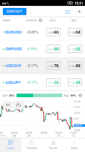 BForex- screenshot thumbnail