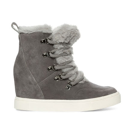 Lift Ankle Boots Grey - Steve Madden