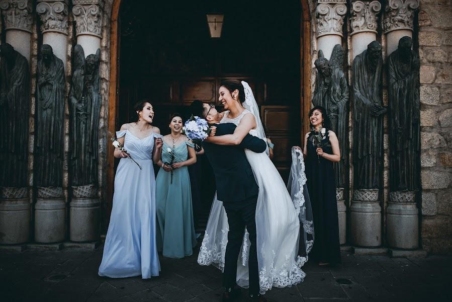 Wedding photographer Valery Garnica (focusmilebodas2). Photo of 18.09.2019