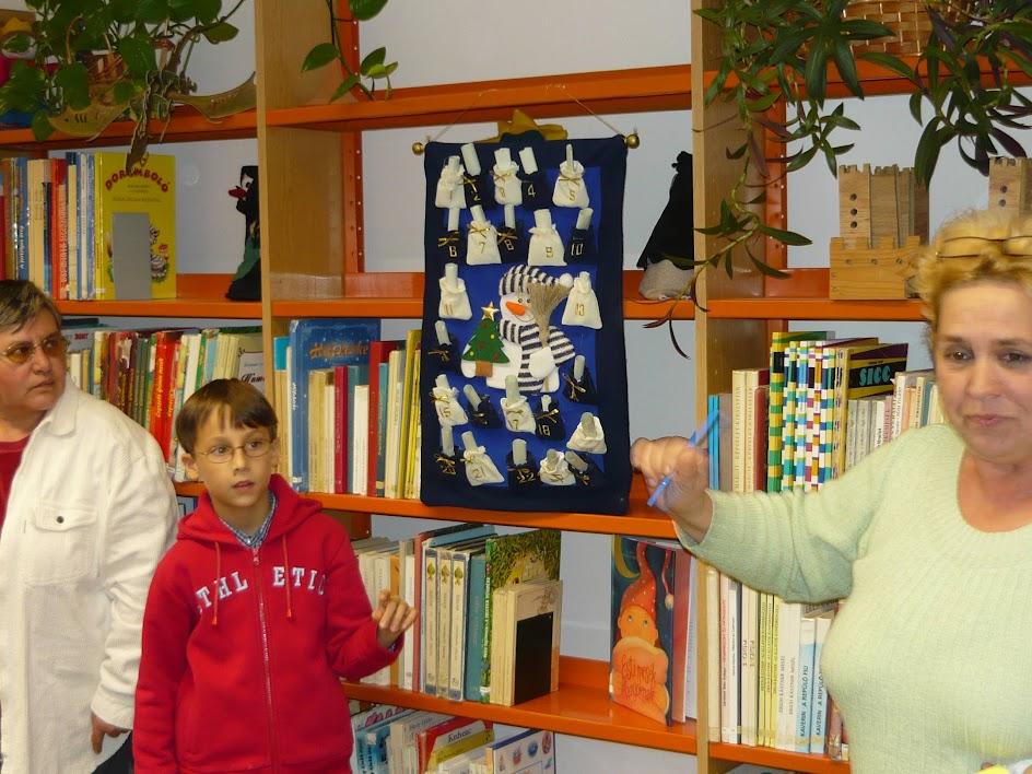 Hild Viktor Könyvtár 2008