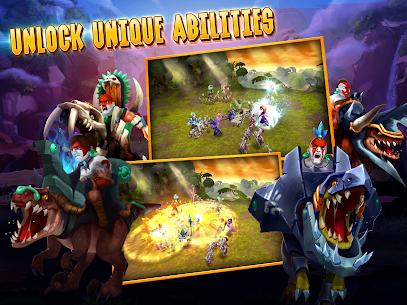 Wartide Heroes of Atlantis MOD (Unlimited Energy/Unsuccessful Skills) 9
