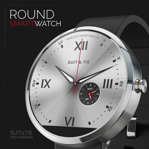 Suit Tie Premium Watch Face