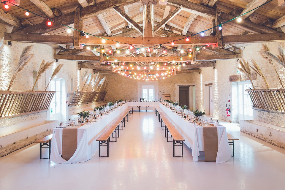 The Simple Secrets That Will Make Your Wedding Venue Look Fabulous