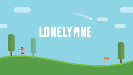 Lonely One : Hole-in-one- screenshot thumbnail