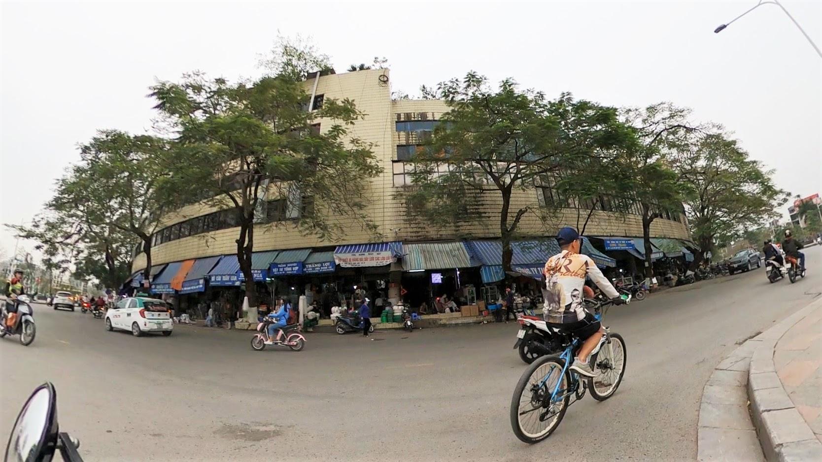 Những khu phố chợ Sắt ở Hải Phòng năm 2020