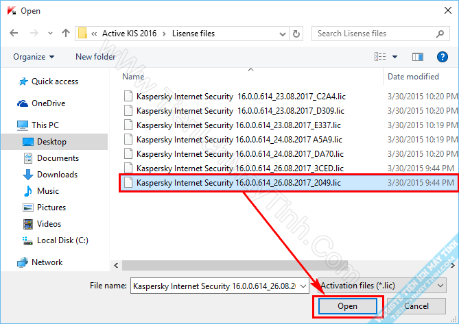 how to open ports in kaspersky internet security 2015