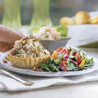 Honey-Chicken Salad.