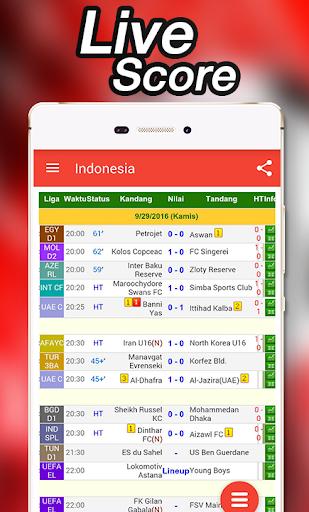 玩免費運動APP|下載Live Scores Football app不用錢|硬是要APP