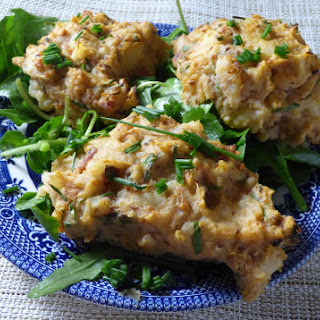 Potato Fish Cakes Recipes