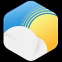 Amber Weather Widget&Forecast icon