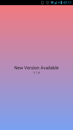 New Version Available screenshots 3