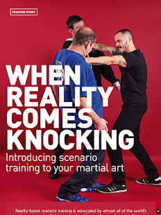 BLITZ Martial Arts Magazine- screenshot thumbnail