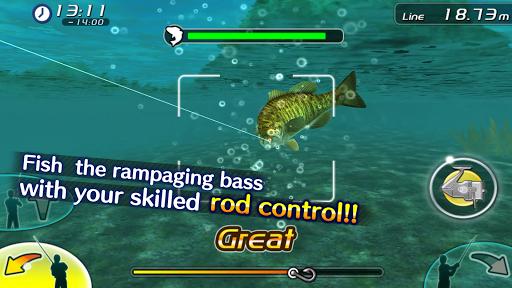 Bass Fishing 3D II (Mod)