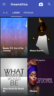 DreamAfrica Animations & Films- screenshot thumbnail