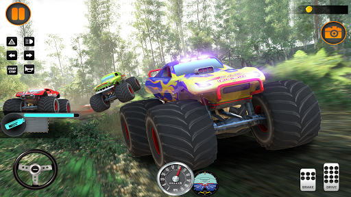 Monster Truck Off Road Racing 2020: Offroad Games 3.1 screenshots 3
