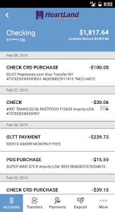 Heartland Federal Credit Union screenshot 3