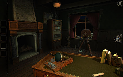 The Room Three game for Android screenshot