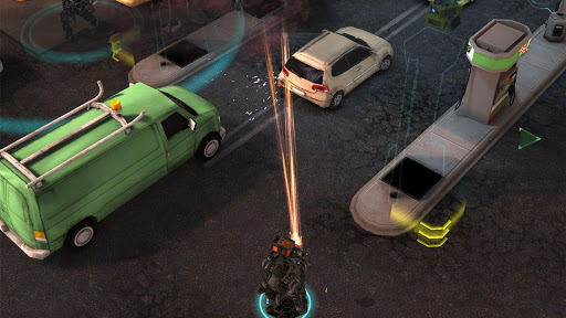 XCOM®: Enemy Within - screenshot
