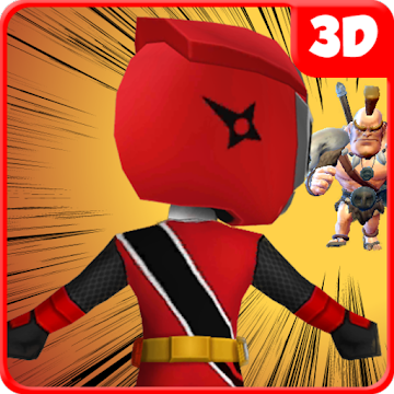 Power Ninja: Chibi Evolution MOD APK 1.9 (All Levels Unlocked)