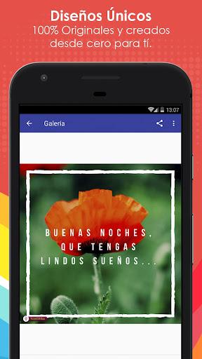 Muy Buenas Noches con Flores 1.0 screenshots 2