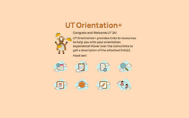 UT Orientation+
