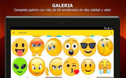 Emoticones para WhatsApp 1.1 screenshots 9