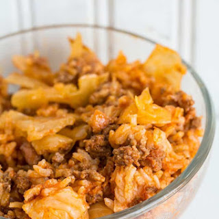 Lazy Cabbage Rolls With Bacon Recipes.