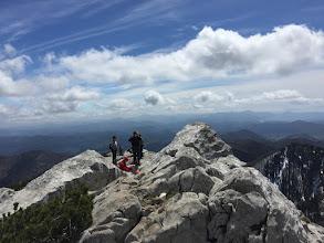 Photo: na vrhu Risnjak