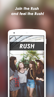 RUSH - to your nearby stories- screenshot thumbnail