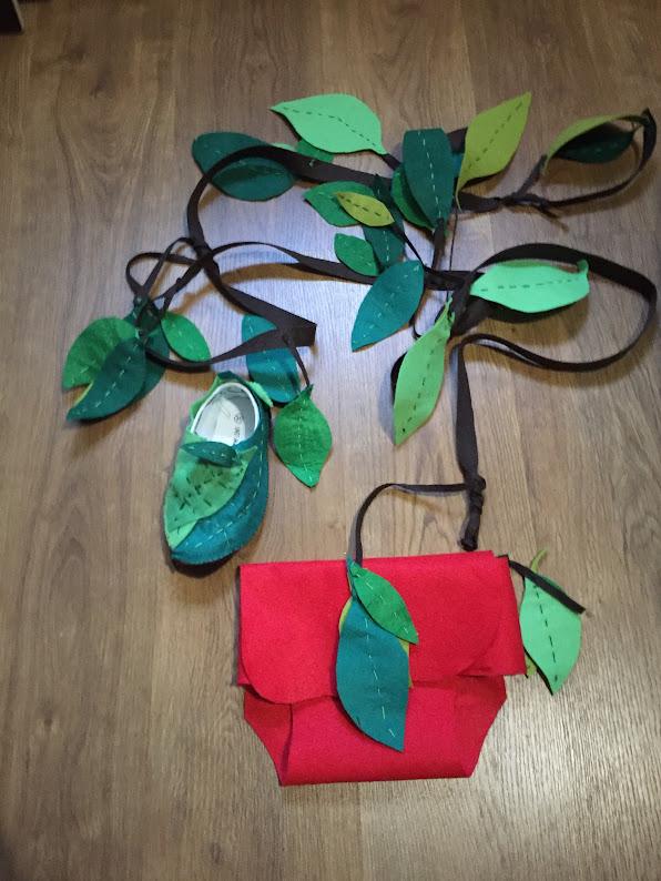 8-sorbos-de-inspiracion-Mowgli Disfraz casero-mowgli-disfraz-niño-disfraz-libro-de-la-selva-liana