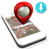 GPS Voice Driving Directions Gps Navigation Maps