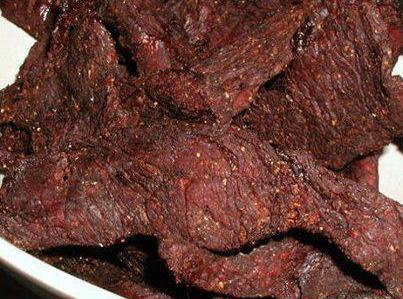 Homemade Beef Jerky Recipe