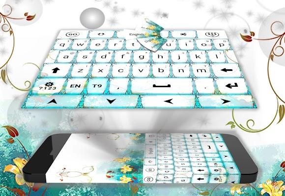 New Keyboard Phone Skin - screenshot