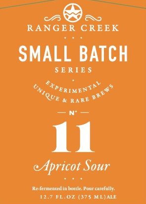 Logo of Ranger Creek Small Batch #11
