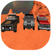 4x4 offroad car racing game 3D