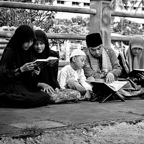 the Islamic concept by Bagas Prakoso - People Fine Art