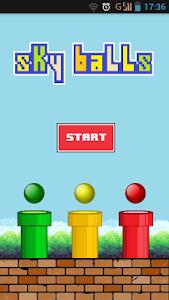 Sky Balls screenshot 0