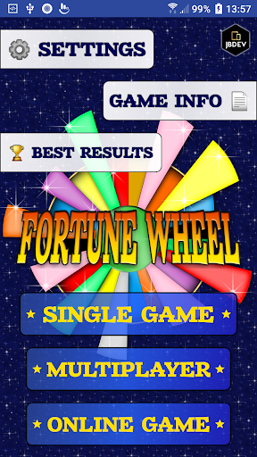 Fortune Wheel 1.73 screenshots 1