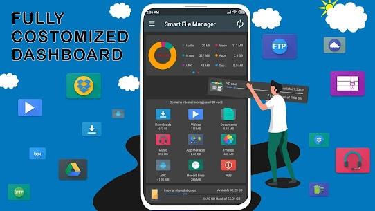 Smart File Manager Premium v5.0.3 MOD APK – Local and Cloud File Explorer 1