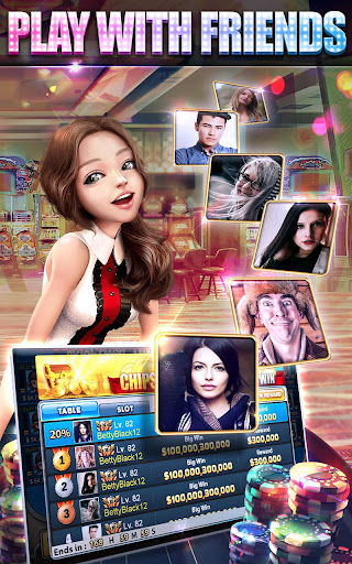 Full House Casino: Lucky Jackpot Slots Poker App  screenshots 5