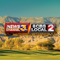 KESQ NC3 & CBS Local 2 icon