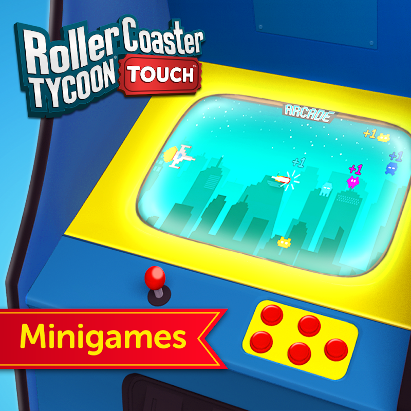 RollerCoaster Tycoon Touch Screenshot 6