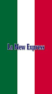 La New Express - náhled