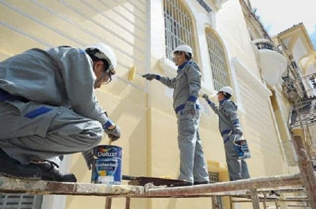 Dịch vụ sửa chữa nhà trở nên phổ biến