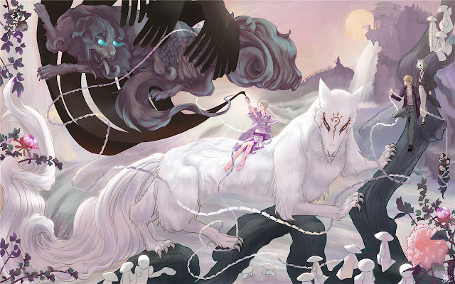 Natsume Yuujinchou Themes & New Tab